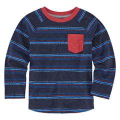 Arizona Boys Long-Sleeve Raglan T-Shirt
