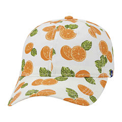 Keds® Patterned Canvas Baseball Cap