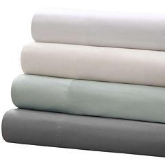 Sleep Philosophy 300tc Always Perfect Cotton Sheet Set & Pillowcases