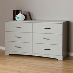 Step One 6-Drawer Dresser