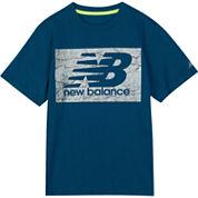 New Balance® Short-Sleeve Graphic Tee - Boys 8-20