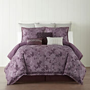 Liz Claiborne® Kimono 4-pc. Comforter Set & Accessories