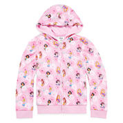 Disney Collection Princess Fleece Jacket - Girls