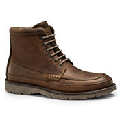 Dockers® Randol Mens Leather Lace-Up Boots