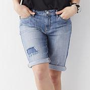 I 'Heart' Ronson® Bermuda Shorts