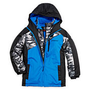 Weatherproof® Heavyweight Vestee Jacket - Boys 8-20