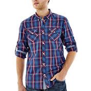 i jeans by Buffalo Mydo Long-Sleeve Woven Shirt