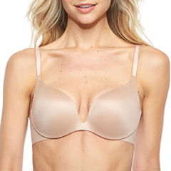 Ambrielle Underwire Push Up Plunge Bra