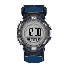 Mens Blue Strap Watch-Fmdja109