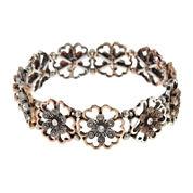 Decree® Flower Stretch Bracelet