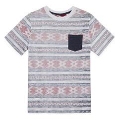 Arizona Short Sleeve T-Shirt-Big Kid Boys