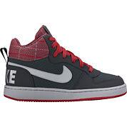 Nike® Court Borough Mid Boys Basketball Shoes - Big Kids