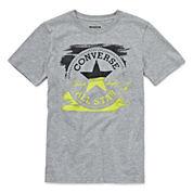 Converse Short-Sleeve Chuck Taylor Graphic Tee - Boys 8-20