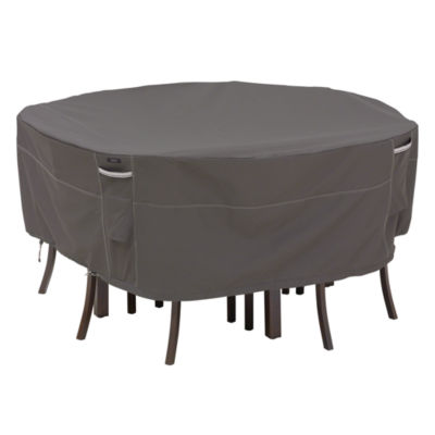 Classic Accessories® Ravenna Large Round Table U0026 6 Chairs Set Cover