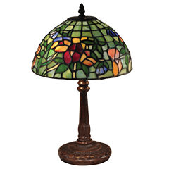 Dale Tiffany™ Pansy Mini Lamp