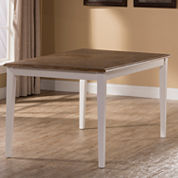 Bayberry Rectangular Dining Table