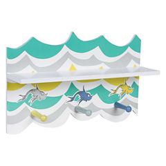 Trend Lab New Fish Wall Shelf