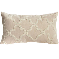 Liora Manne Visions Ii Crochet Tile Square Outdoor Pillow