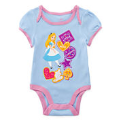 Disney Baby Collection Alice in Wonderland Bodysuit - Girls newborn-24m