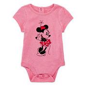 Disney Baby Collection Minnie Mouse Bodysuit - Girls newborn-24m