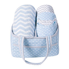 Trend Lab® Blue Sky 6-pc. Baby Care Gift Set