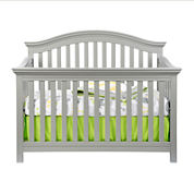 Rockland Portland Convertible Crib - Moon Grey
