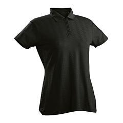 Nancy Lopez Golf Grace Short Sleeve Plus Polo