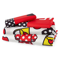 Disney® Minnie Mouse Who Am I Sheet Set