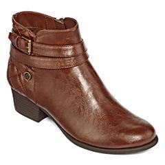 Liz Claiborne® Posh Ankle Booties