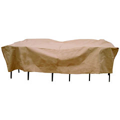 SURE FIT® Rectangle Table and Chair Set Cover