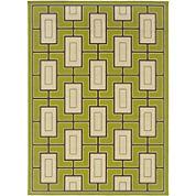 Covington Home Pattern Indoor/Outdoor RectangularRug