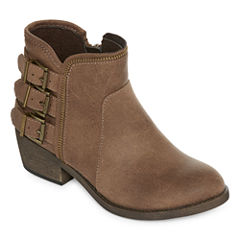 Pop Worthy Womens Bootie