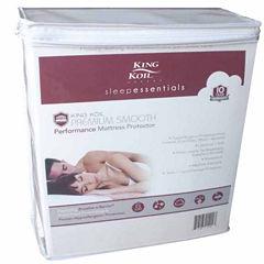King Koil Premium Smooth Waterproof Mattress Protector