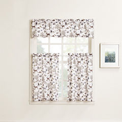 Forest Friends Kitchen Curtains