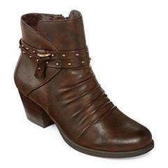 Yuu™ Marshey Ankle Booties