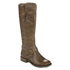 Yuu™ Soo Riding Boots - Wide Width, Wide Calf