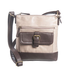 Stone And Co Megan Vintage Leather Crossbody Bag
