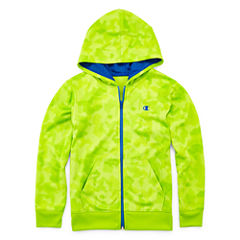 Champion® Full-Zip Fleece Jacket - Boys 8-20