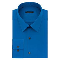 Van Heusen® Long-Sleeve Flex Collar Slim-Fit Dress Shirt