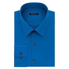 Van Heusen® Long-Sleeve Flex Collar Slim-Fit Dress Shirt