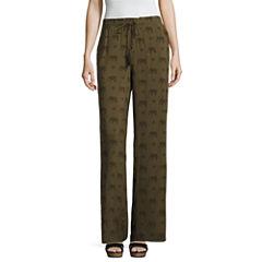 i jeans by Buffalo Elephant Print Palazzo Pants