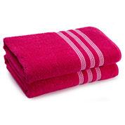 Cambridge™ Pacifica 2-pc. Solid Beach Towel Set