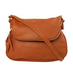 Imoshion Saddle Zip Around Bottom Crossbody Bag