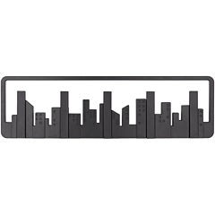 Umbra® Skyline 5-Hook Wall Organizer