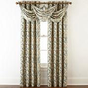 Royal Velvet® Blaine Lined Grommet-Top Window Treatments