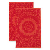 Oui by French Bull™ Terry Set of 2 Solid Dish Towels