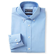 Stafford® Executive Non-Iron Cotton Pinpoint Oxford Shirt
