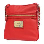 Nicole By Nicole Miller Randy Crossbody Bag