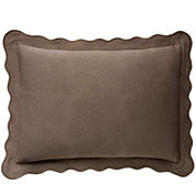 Royal Velvet® Abigail Pillow Sham