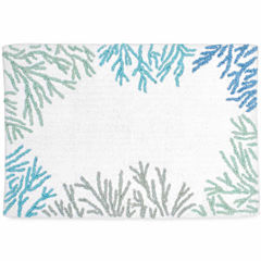 Destinations Sea Reef Bath Rug